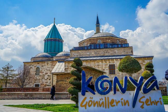 Konya 2 Nächte 5* Hotel